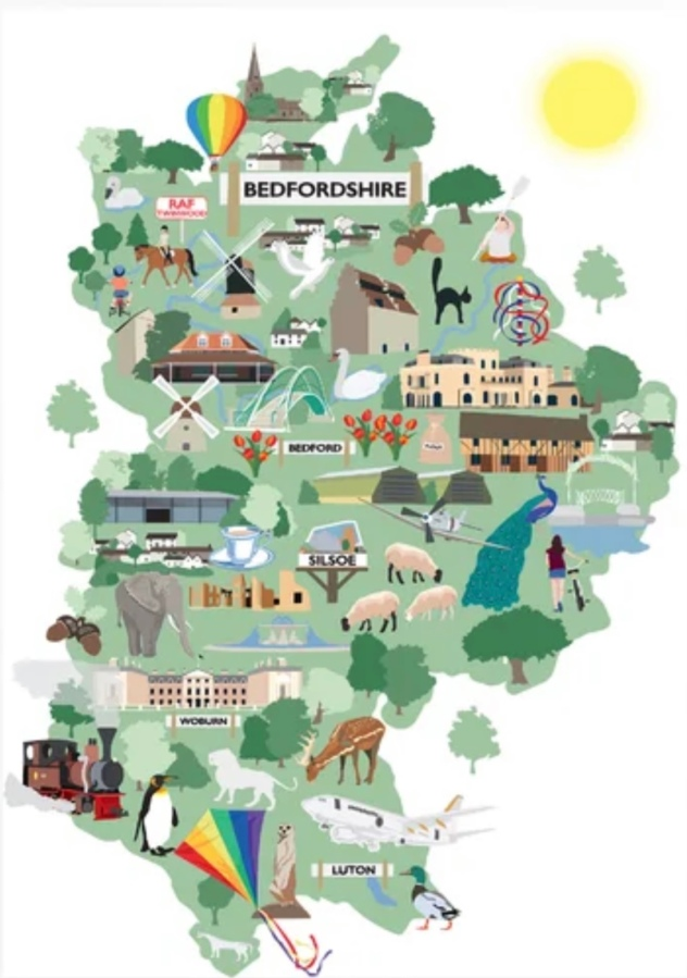 Good Beer Guide Histories No 1:Bedfordshire