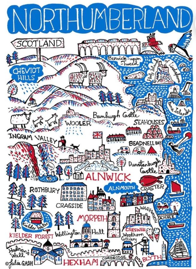 Good Beer Guide Histories No 2:Northumberland
